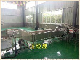 甜玉米漂烫机 玉米蒸煮机 果蔬清洗漂烫蒸煮生产线