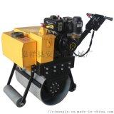 小型單鋼輪壓路機 手扶路面壓路機 溝槽回填壓土機