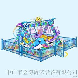 儿童设备海盗船游乐设备