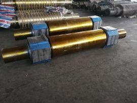 炼胶机改造、钻孔辊筒、辊筒维修、大连轧辊
