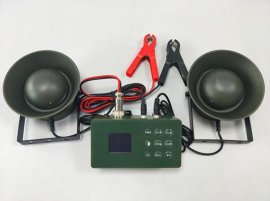 DC12V鳥鳴器帶定時記憶BIRD CALLER MP3鳥叫50W