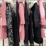 杭州品牌【迪笛欧】17秋冬品牌女装走份批发欧美风格