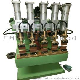 广州150KVA手推车网片排焊机  超市货架网焊机