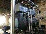 卧式3.0吨燃气冷凝式蒸汽锅炉