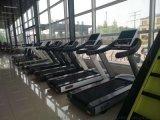 厂家供应室内商用健身房器材智能液晶大屏幕按键跑步机