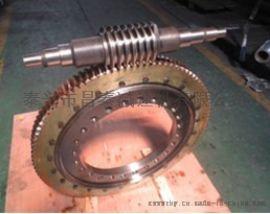 蜗轮蜗杆减速器铜蜗轮蜗杆配件