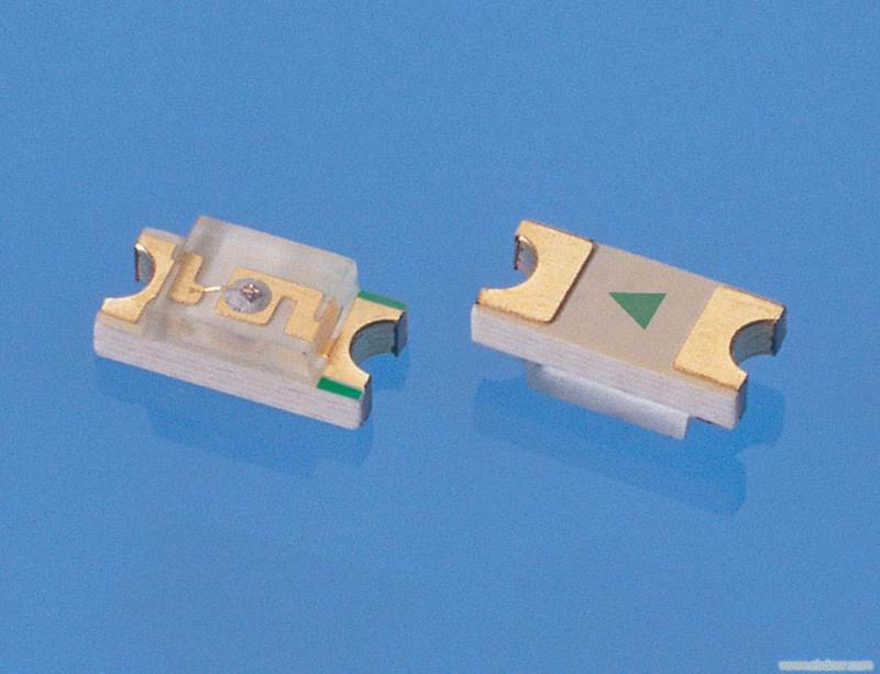 致贏廠家批發LED貼片發光二極管0805翠綠