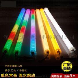 谐光XGFLG5050RGB-24V数码管七彩