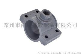 PVC管件, 鞍形增接口