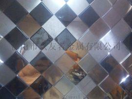 不锈钢彩色扣板,不锈钢天花板,不锈钢折弯板,不锈钢冲孔板