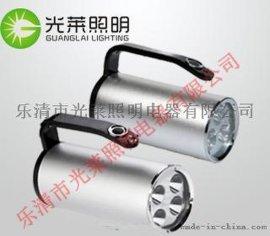 RJW7101手提式防爆探照灯,LED探照灯价格,防汛应急照明灯