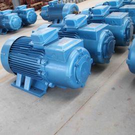 起重机工业电动机YZR160M1-6/5.5kw绕线转子电机三相异步电动机频繁制动电机