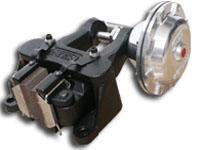 TSP双法兰电子电磁离刹车组合器总成生产
