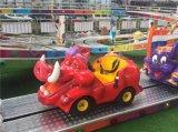 迷你穿梭游乐设备厂家 动物爬山车 小型过山车