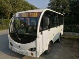 LK14四轮电动观光车全封闭观光车14座厂家