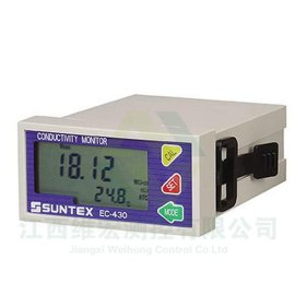 供应台湾上泰EC-430 微电脑电导率/电阻率变送器 电导率仪