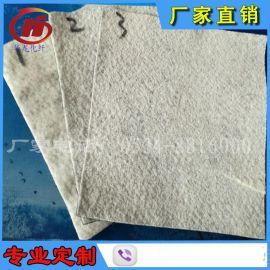 針刺編織複合土工布 pp複合無紡土工布 複合針刺機織土工布200克