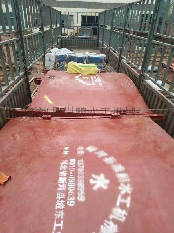 河北崇鹏专业生产铸铁闸门可调节堰门铸铁镶铜圆闸门支持到付款
