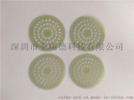 FR-4玻纤板专用游星轮 抛光研磨镜片游星轮 深圳游星轮加工件厂家