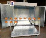 大型軌道式噴塑烤箱 工業噴塗固化烤箱 臺車式烘箱