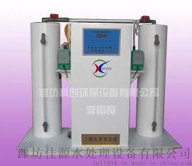 医院污水处理设备二氧化氯发生器性能工作原理