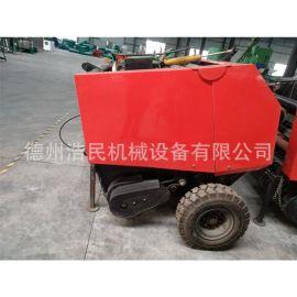 打捆机 悬挂自动捡拾机谷草苜蓿草玉米秸秆打捆机械