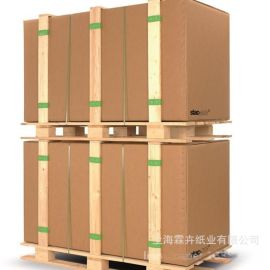 上海进口牛卡纸平张供应商 印刷厂包装进口美国惠好牛卡纸厂家