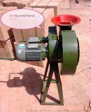 人防通风专用F270-II电动手摇两用风机