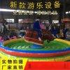 斗牛节游乐设备、全自动斗牛机价格、新型游乐设备