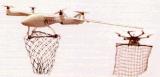 反无人机-捕获无人机子系统