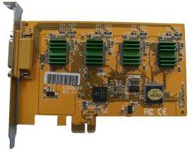 八路视频压缩卡(LR-ES8080)