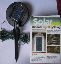 太陽能串燈