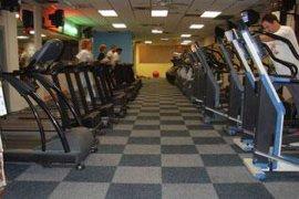 健身房橡胶地砖