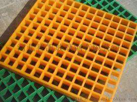 玻璃钢格栅 洗车店排水沟盖板 城市绿化方孔护树板