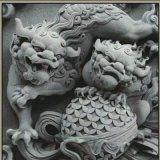 麒麟青石浮雕 惠安石雕厂家批发青石寺庙浮雕加工定做