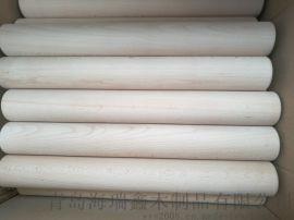 57*495MM實木櫸木圓木棒木棍