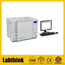 彩色包装溶剂气相色谱分析仪/气相色谱仪