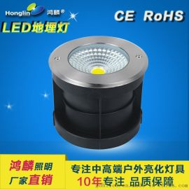 COB地埋灯-LED大功率集成地埋灯10w20w30w50w地埋灯