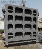 定輪鋼製閘門工作原理