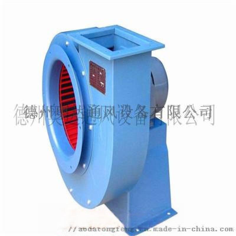 福建福州高温锅炉引风机 除尘环保风机工作原理详解