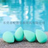 塑胶柄美妆工具套装 7支美人鱼尾化妆刷多色可选 PU包包装
