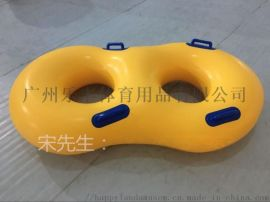 双人滑水圈 图案可定制