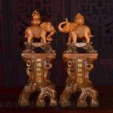 招财祈福旺财对象树脂摆件 泰国吉祥物礼品家居装饰品