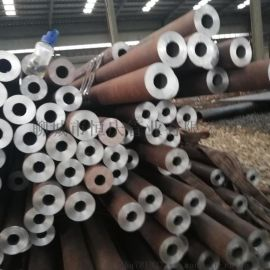 山东无缝钢管厂供应20号流体管45号精密管