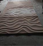 廣州板材加工定製酒店會所牆體裝飾板造型板波浪板