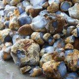 蓝玉髓原石手镯料蓝宝石观赏水晶手链吊坠雕刻原石