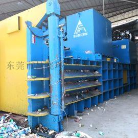 郴州废纸打包机 液压打包机 卧式半自动压包机