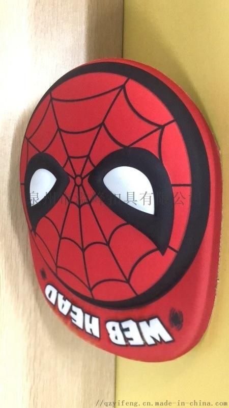 徐州蜘蛛侠书包3D批发 常州儿童EVA蛋壳书包价格
