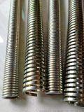 江苏沥青渗水弹簧钢管 15/25不锈钢渗水弹簧管