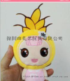 深圳實力廠家 定製爆款人形公仔 企業形象吉祥物